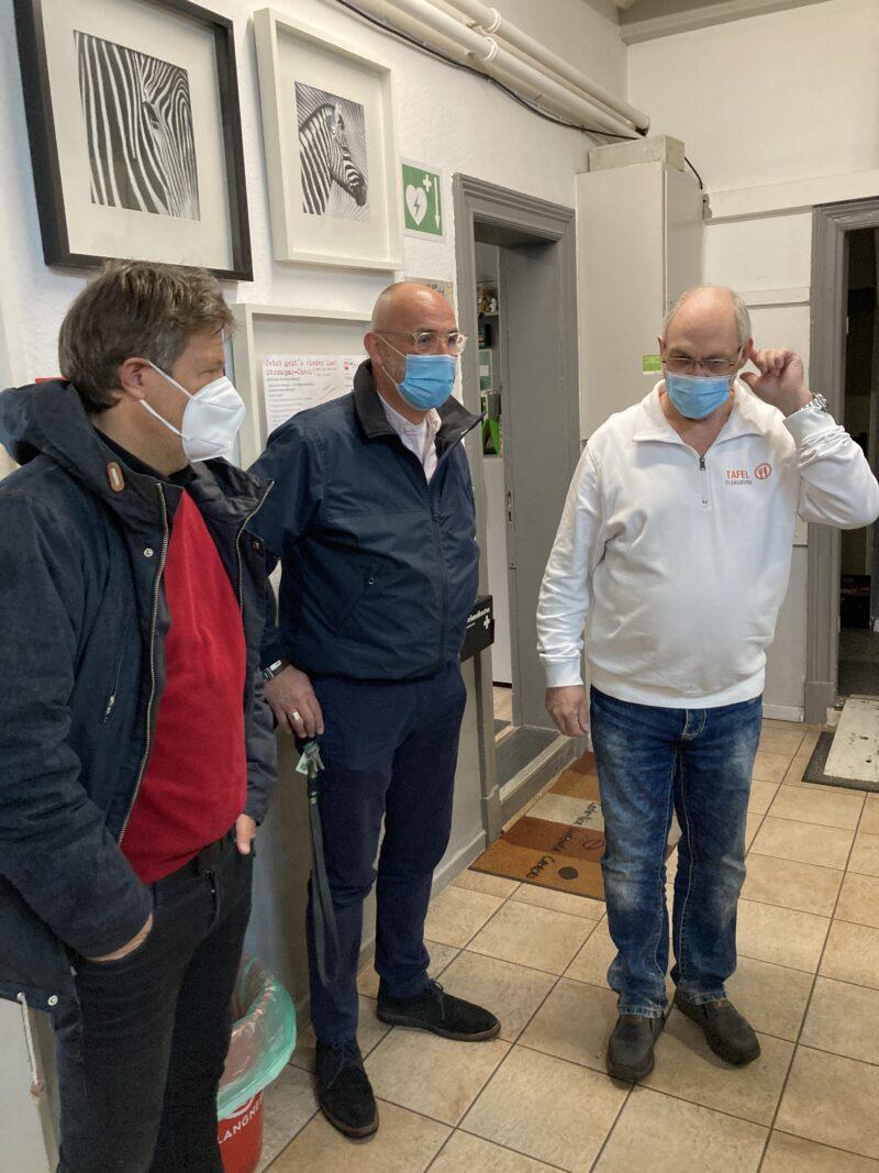 Robert Habeck, Hr. Neitzel, Leiter: Klaus Grebbin